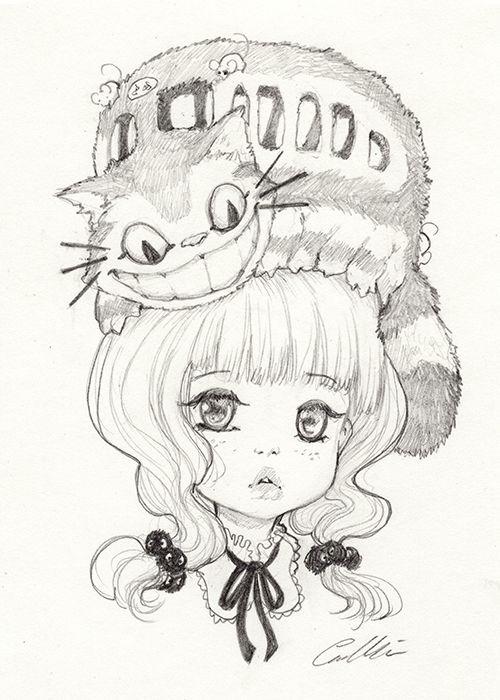 Camilla D Errico Art Manga Coloring Book Camilla D Errico Coloring Books