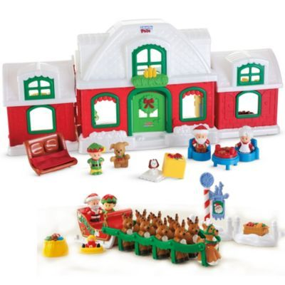 Little People® Christmas Exclusive Gift Set<BR/>Buy Gift Set ...