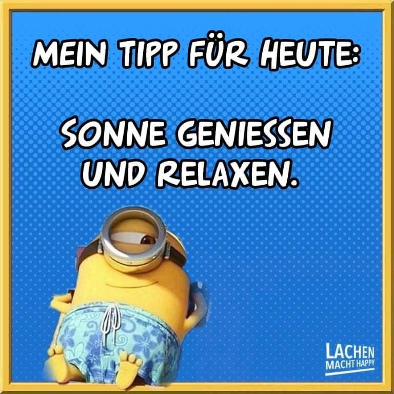 Pin Von Reinsch Yvetta Auf Minions Lachen Macht Happy Witzige Bilder Spruche Lustige Spruche