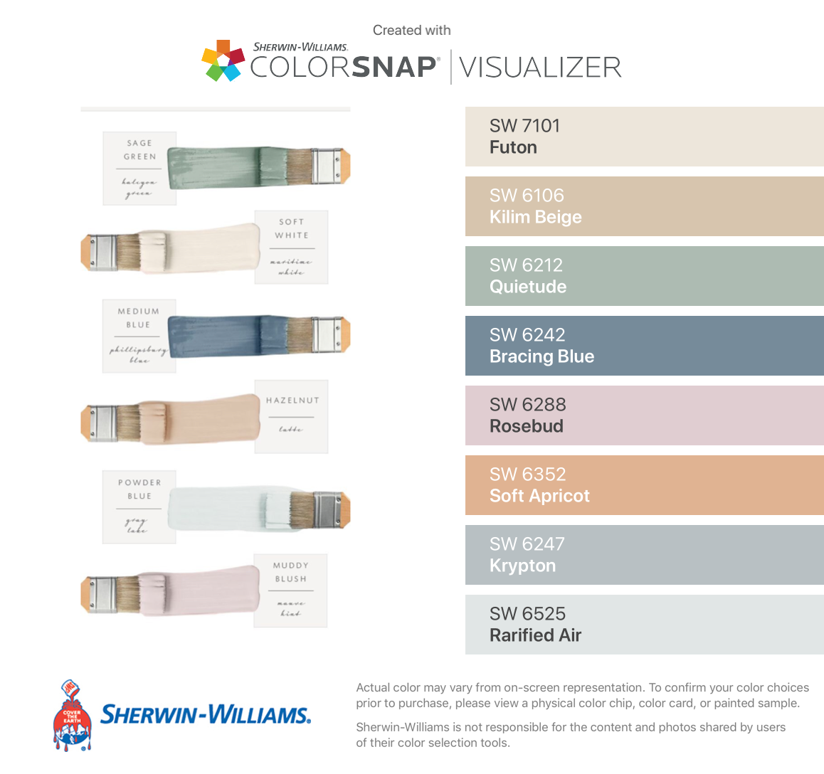 I Found These Colors With Colorsnap Visualizer For Iphone By Sherwin Williams Futon Sw 7101 Kilim Beige Kilim Beige Sherwin Williams Paint Colors For Home