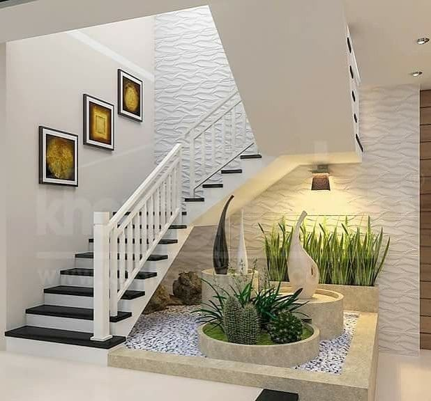 ديكور أميره On Instagram أساس الديكور للتصميم الداخلي والخارجي لطلبات التصميم 00966506006668 Home Stairs Design Staircase Design Interior Garden