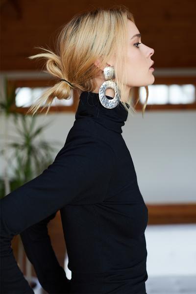 Little Turtleneck – Black – Fashion