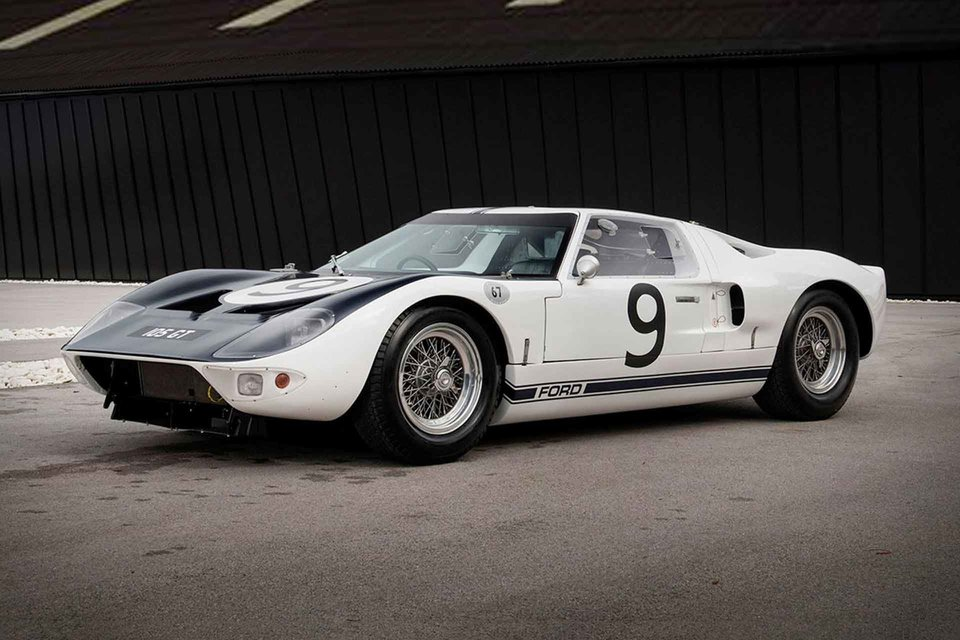 1964 Ford Gt40 Prototype Coupe In 2020 Ford Gt40 1964 Ford Ford Gt