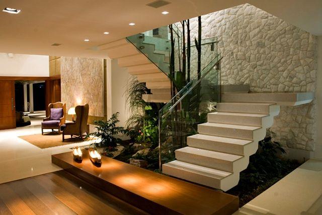 jardins de casas modernas - Google Search | Houses | Pinterest ...