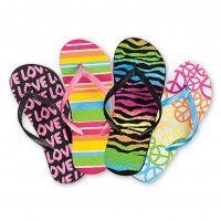 flip flops   Five Below   Spring