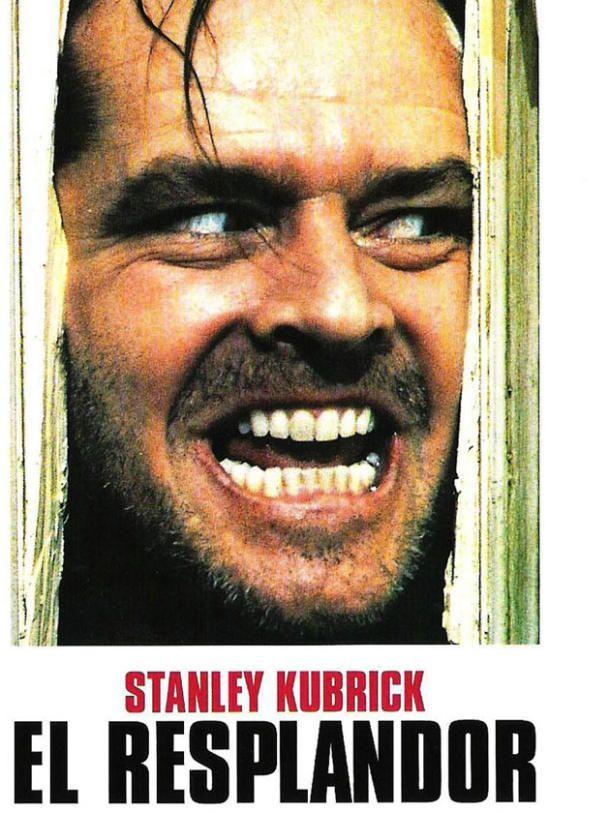 El Resplandor Stanley Kubrick Comentario Poster De Peliculas Posters Peliculas Peliculas De Terror