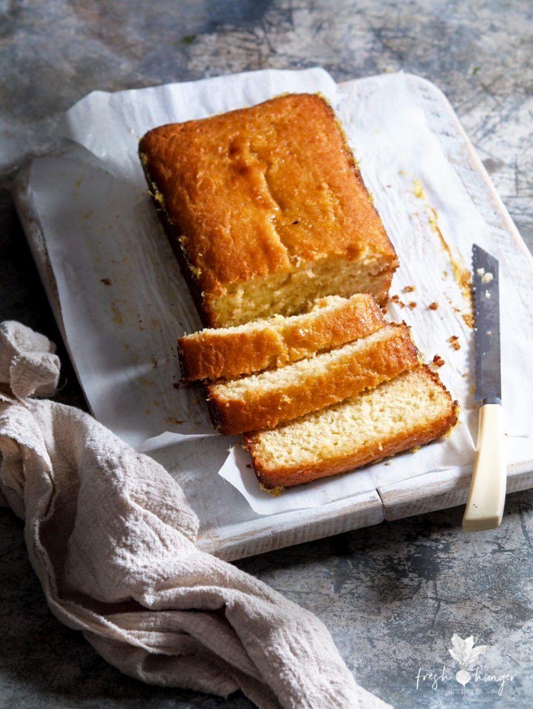 This Healthy Honey Cake Is The Perfect Rosh Hashanah Dessert