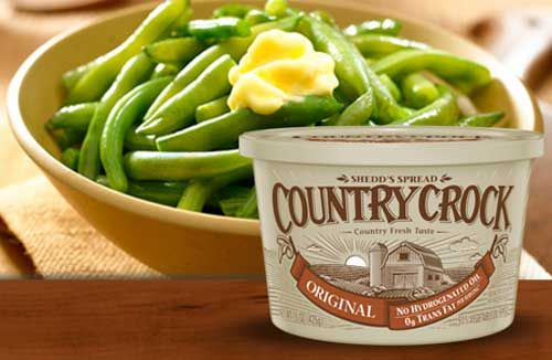 GIVEAWAY ~ Country Crock Butter Makes Your Summer Veggies Better