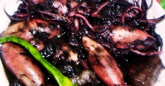 Adobong pusit squid adobo recipe filipino recipes panlasang pinoy adobong pusit is quid dish cooked the filipino adobo way the squid is sauted in garlic onions and tomatoes incorporating the flavor of soy sauce and forumfinder Image collections