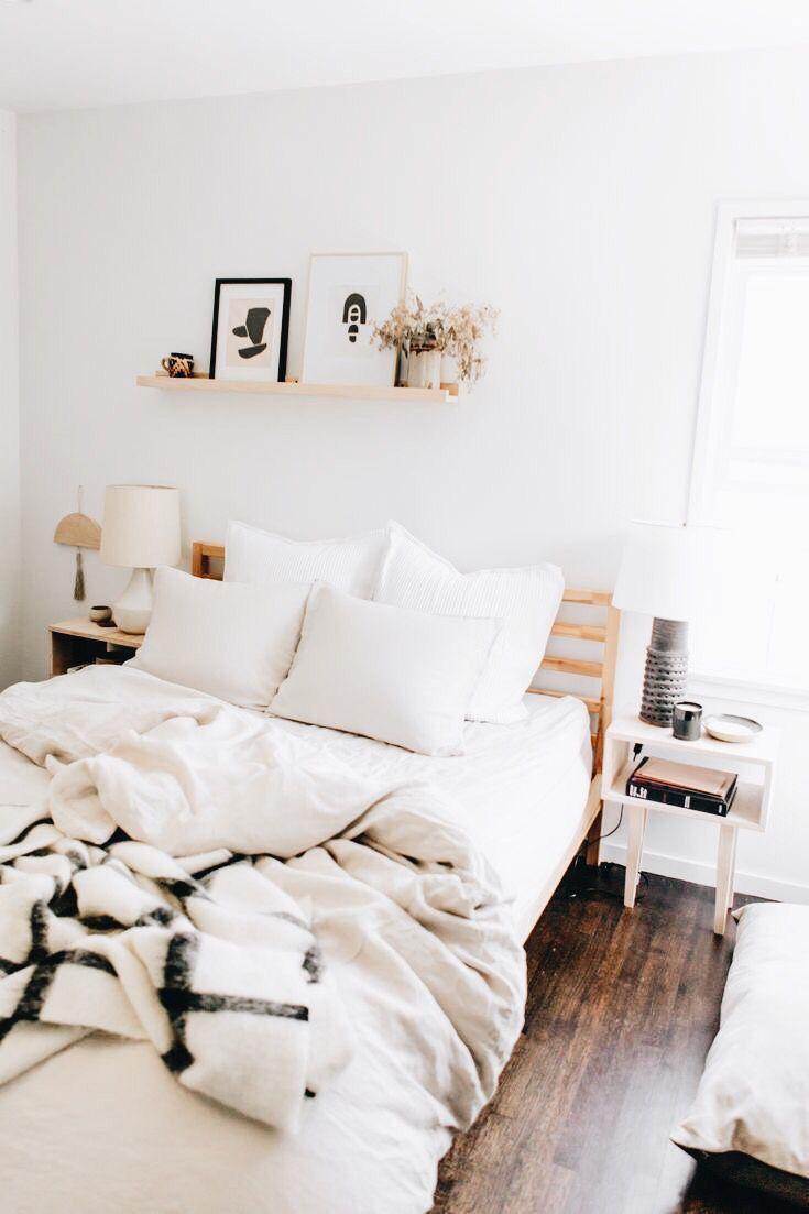 ✰P I N T E R E S T : @annaxlovee✰  Decor chambre a coucher