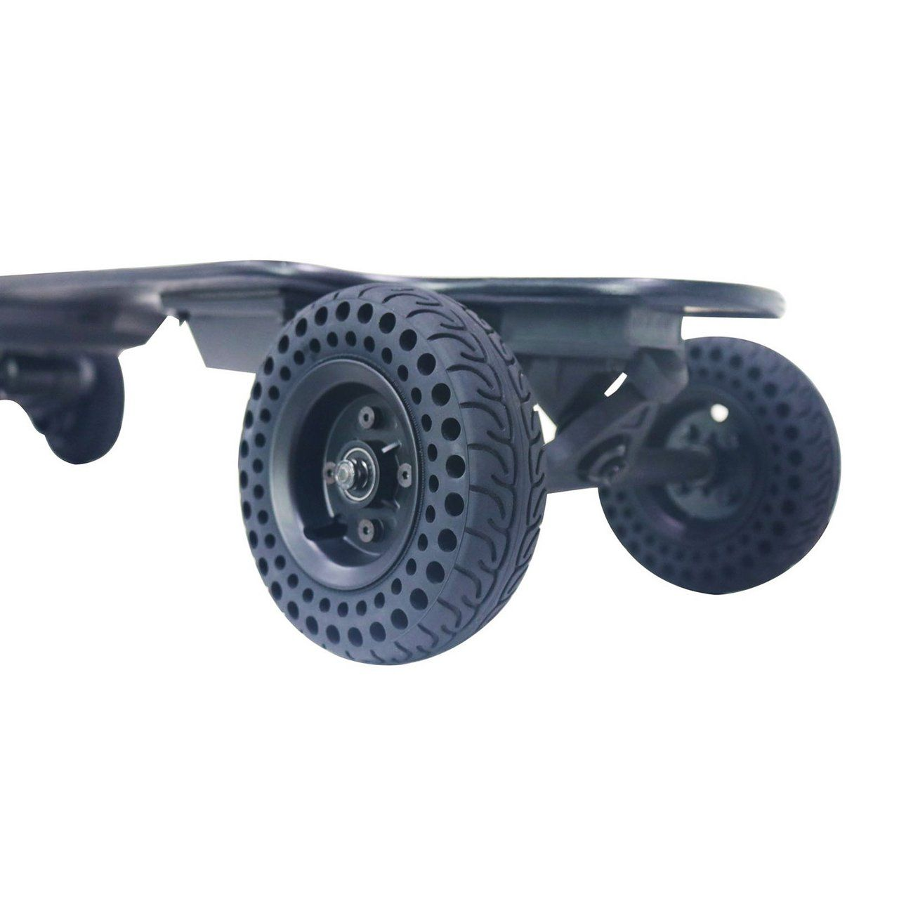 Inflatable Longboard Wheel