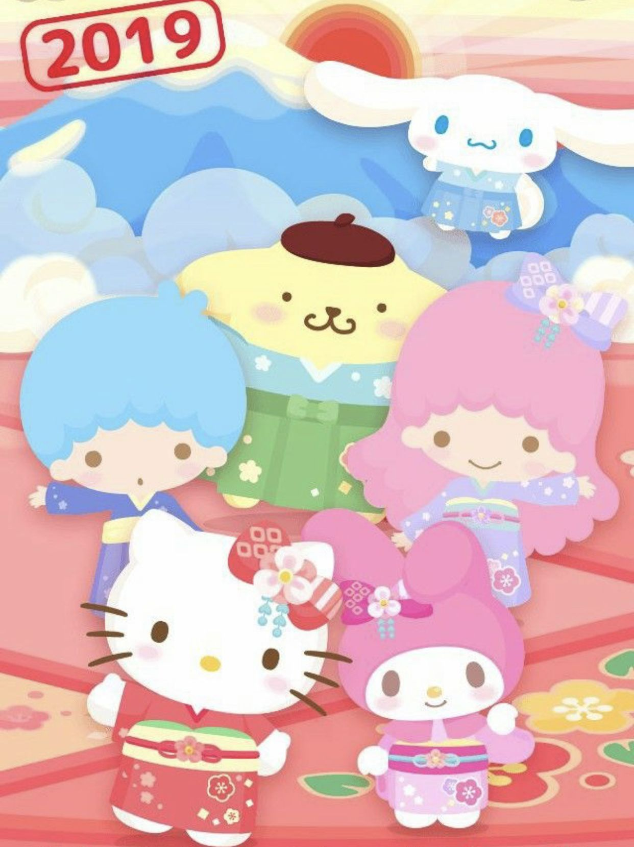 Sanrio 2019 Sanrio Characters Hello Kitty Images Hello