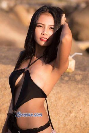 Single thai women