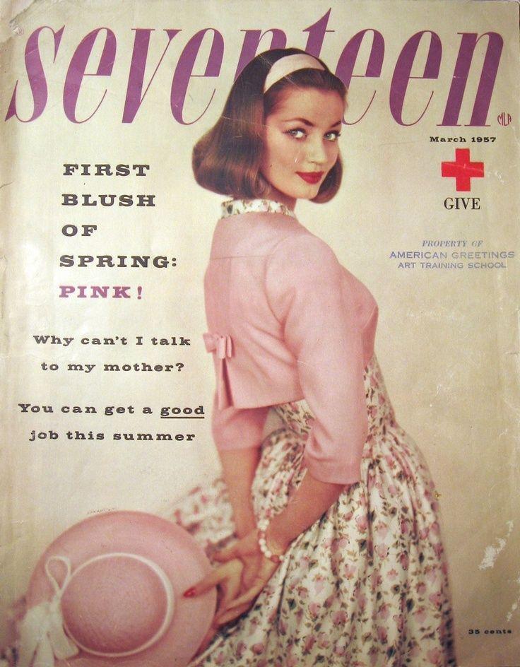 Vintage fashion magazine covers | Fashion Soup