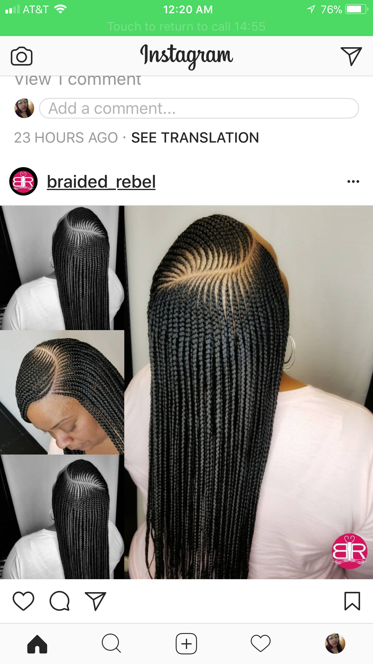 Beautiful Hair Style Kanyget Fashion Braids For Black Hair Hair Styles African Braids Hairstyles