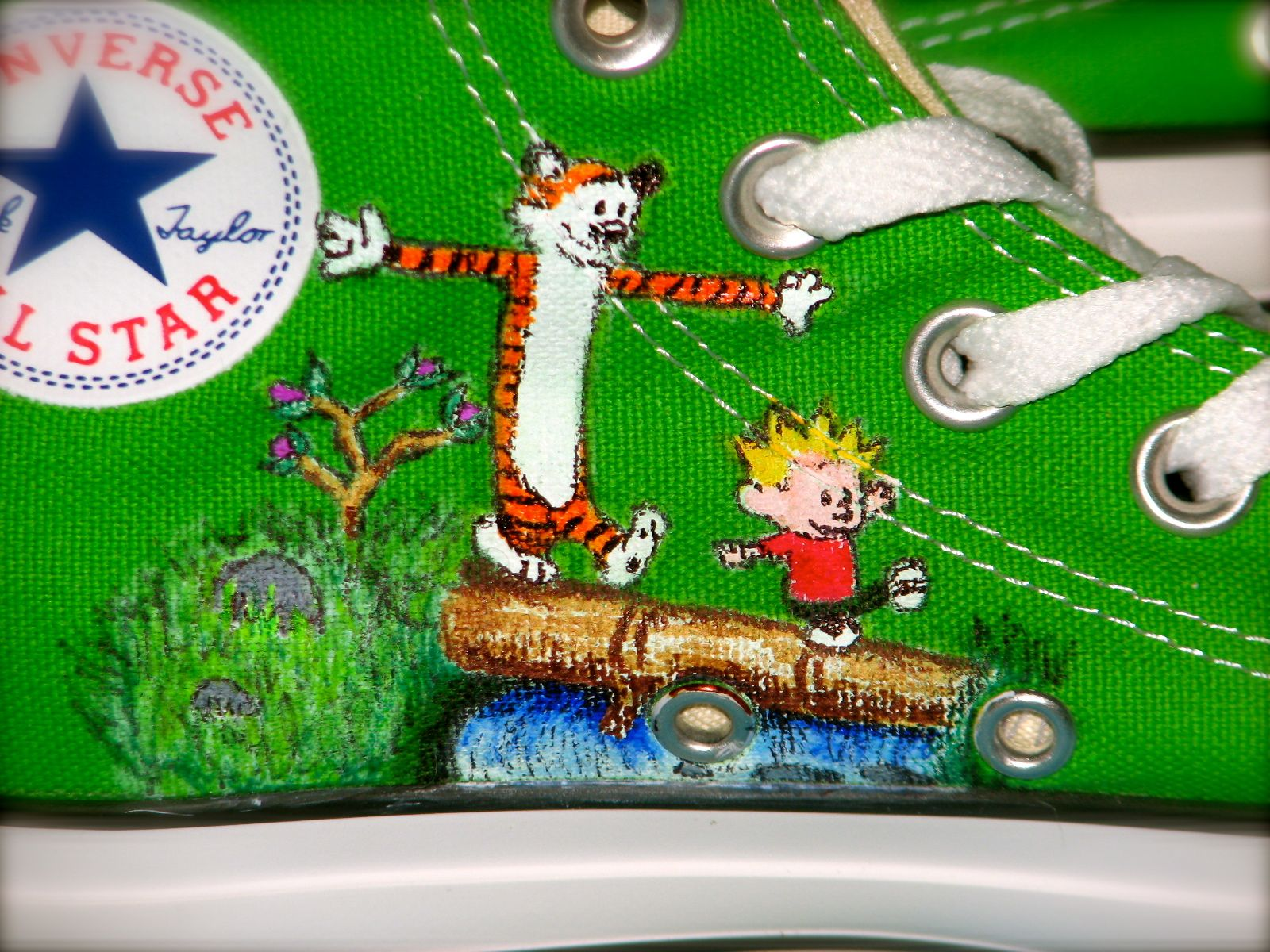 Calvin and hobbes calvin and hobbes lunch box artsy