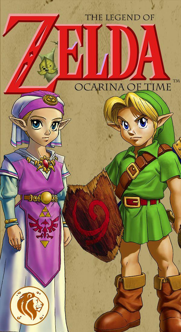The Legend Of Zelda Ocarina Of Time Rom Español (N64) | Emulador ...
