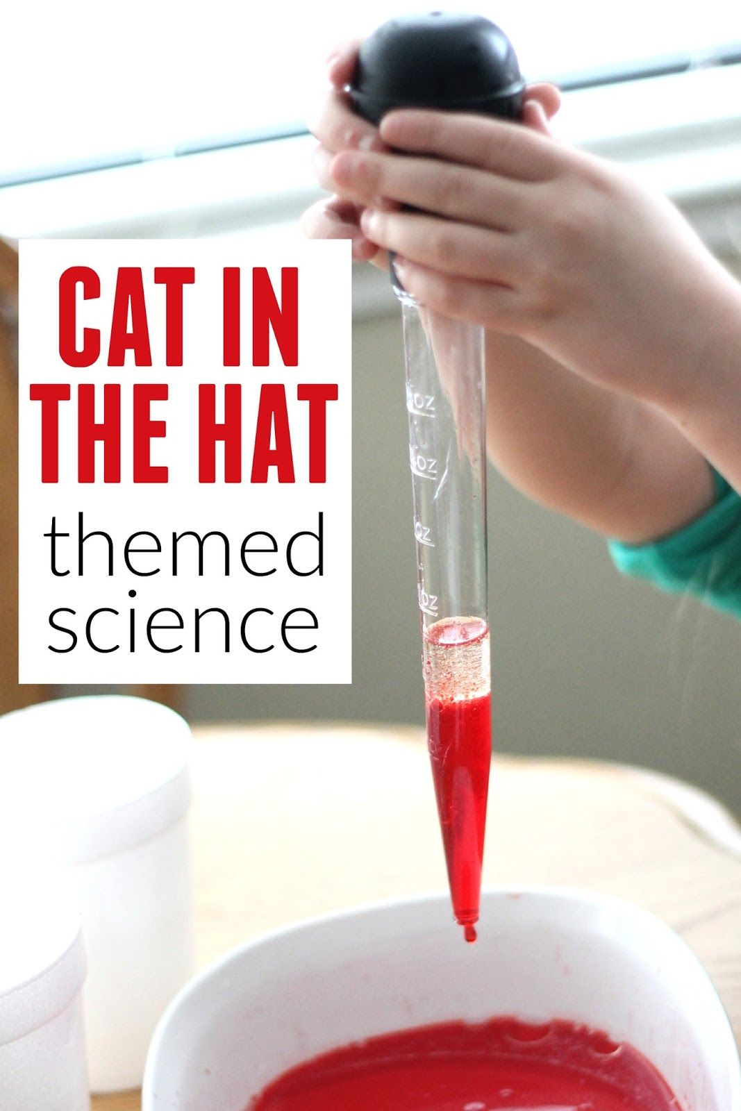 Cat in the Hat Science Dr seuss activities, Dr seuss day