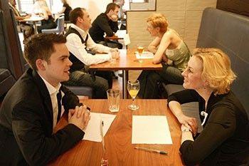 Speed dating meetups