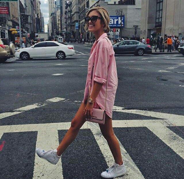 Primavera / Spring Outfit Only Shorts Pinterest - interieur trends im sommer inspiration bilder
