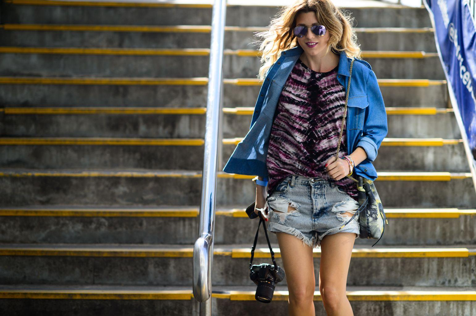 Mercedes-Benz Fashion Week Australia Spring 2015 - Mercedes Benz Fashion Week Australia Street Style Day 5