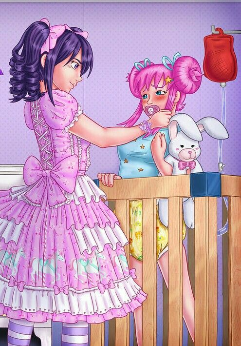 Pin by Raya Sunshine on animated abdl and kink in 2019 ...