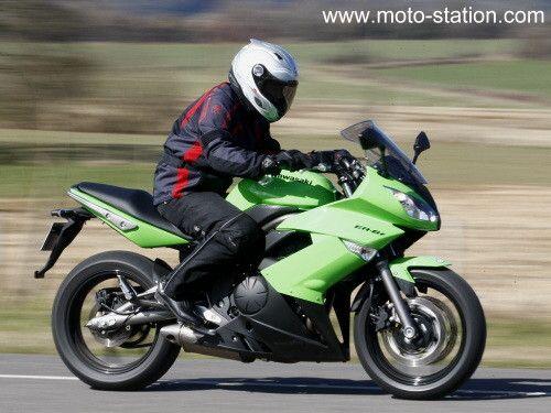 Kawasaki ER 6F ABS 2009 Votre Premiere Routiere