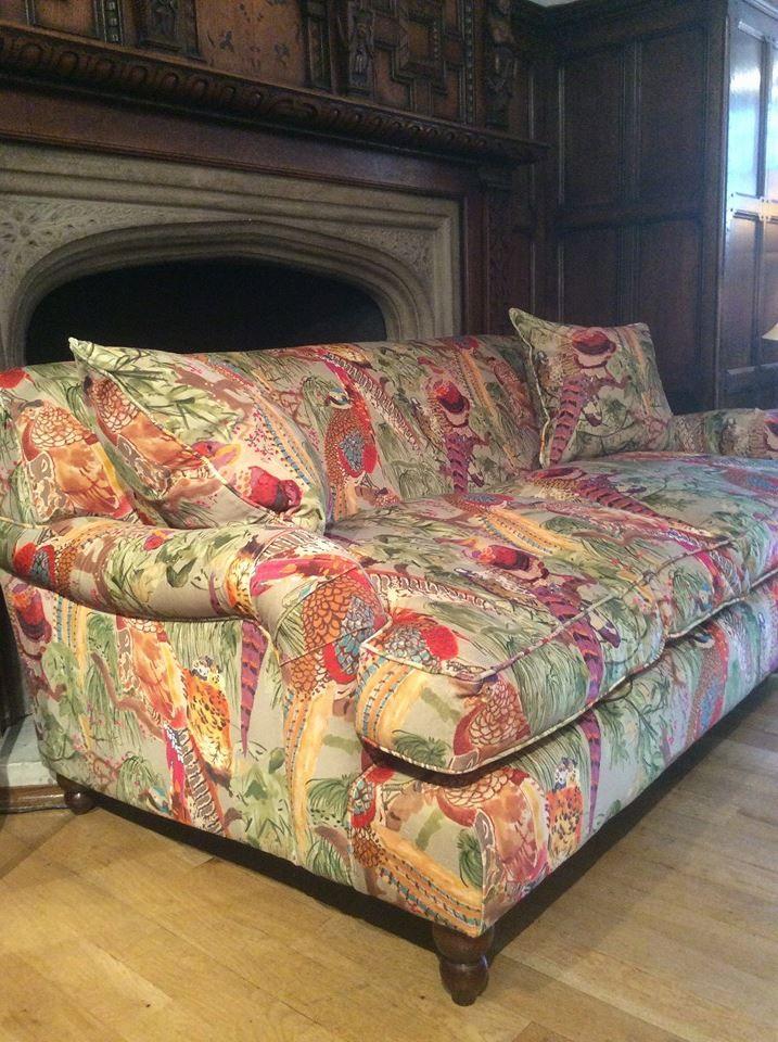 Custom Korey Upholstered Sofa 1 249 Liked On Polyvore