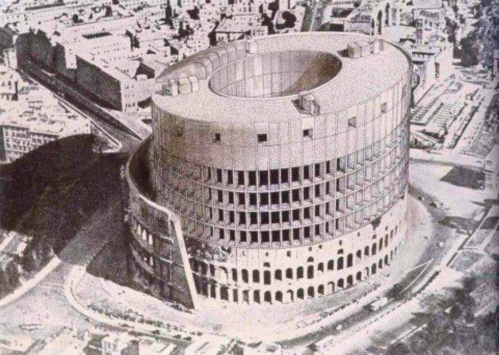 Superstudio monumento continuo architecture pinterest - Superstudio espana ...