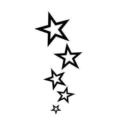 Das Stern Tattoo Ein Zeitloser Klassiker 6