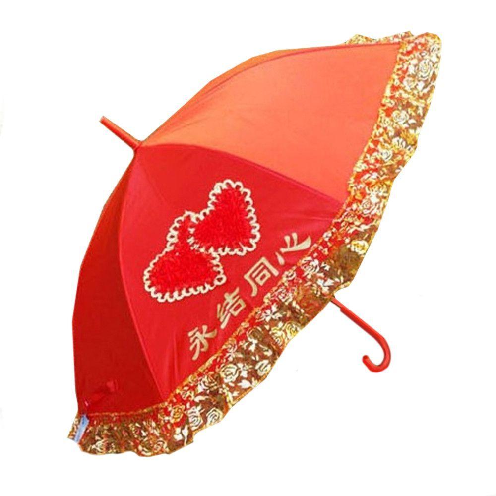 Wedding Lace Bridal Sunscreen Umbrella