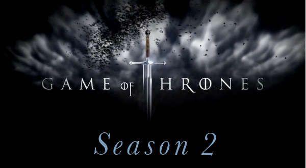 Game of Thrones - Curiosidades da 2ª Temporada - Out4Mind