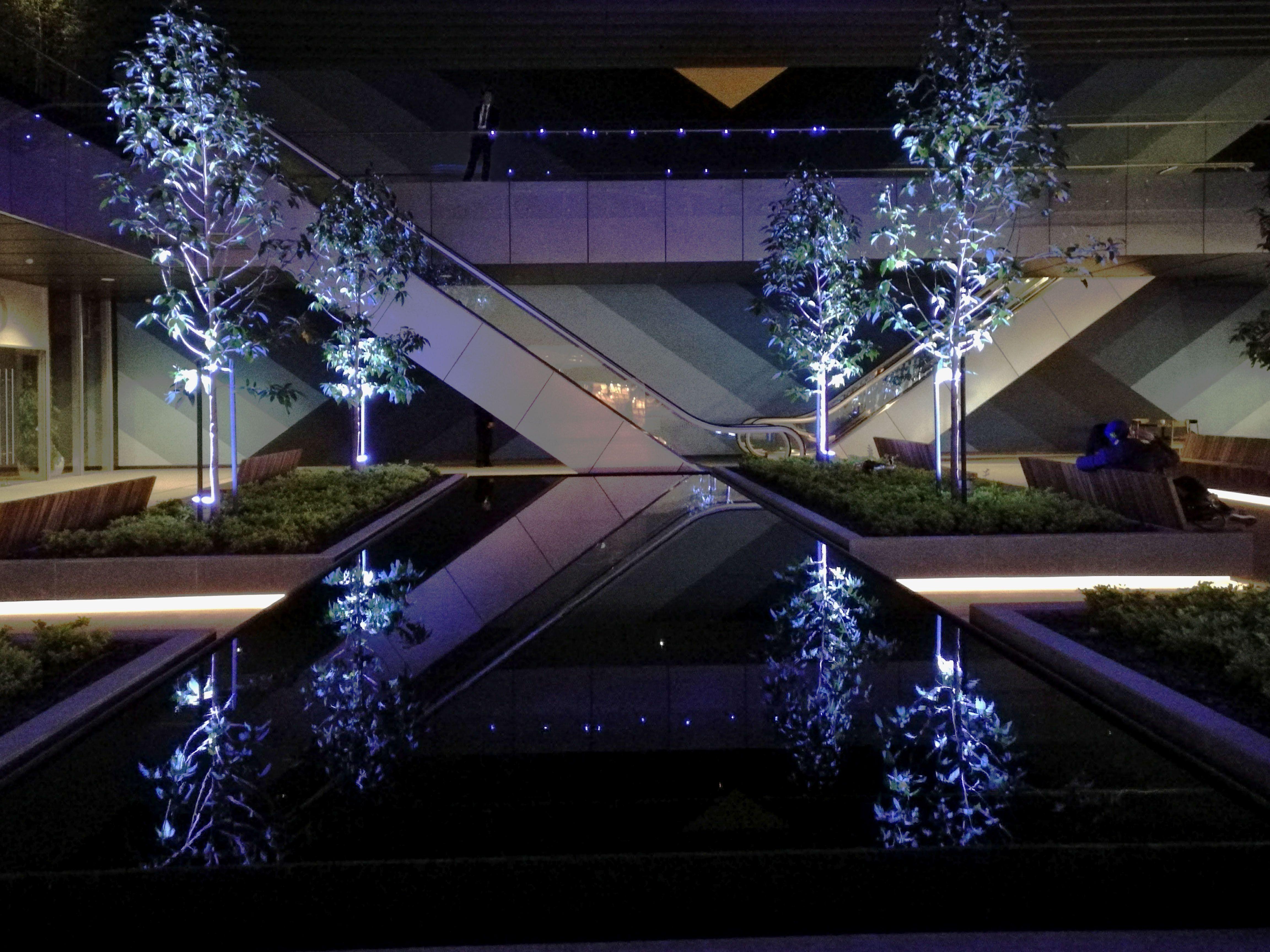 Night At Avia Mall In Guatemala City Guatemala Guatemala City Sydney Opera House Favorite Places
