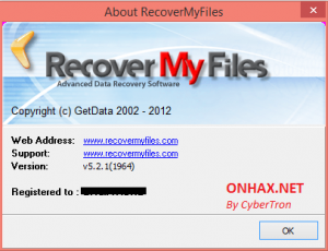 recover my files with crack