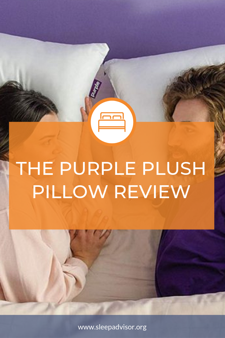 Purple Plush Pillow Review Fluffy Option for 2020