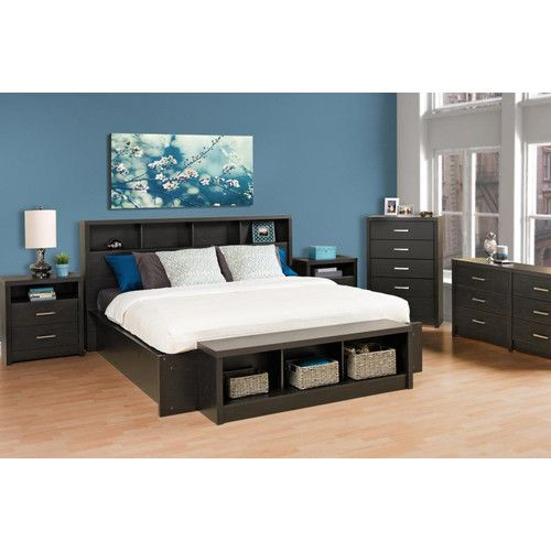 Found it at Wayfair - Platform Customizable Bedroom Set New