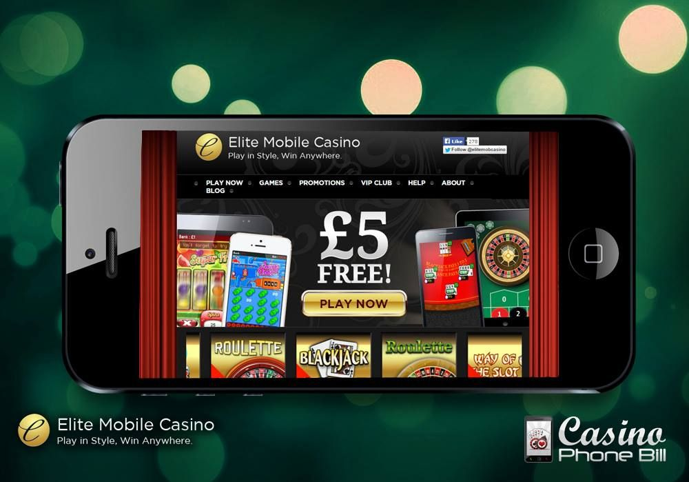 There are many attractive offers in Elite Casino like