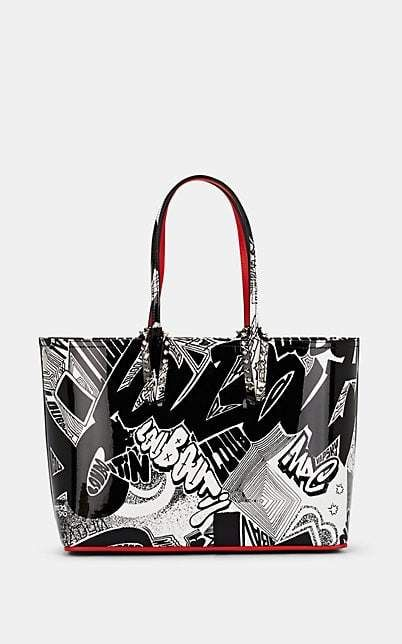 99f8fb25e00 Christian Louboutin Cabata Small Patent Leather Tote Bag in 2019 ...
