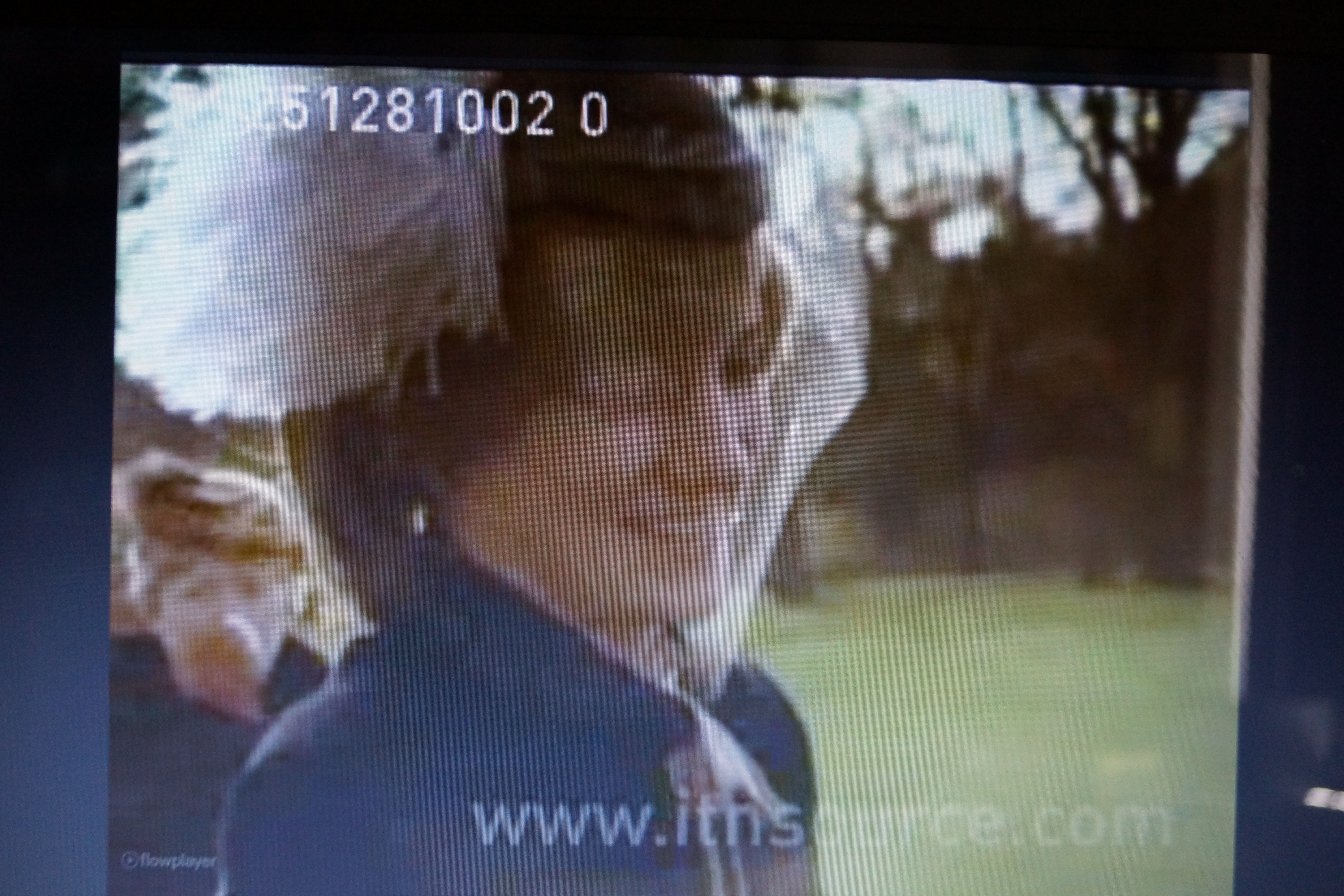 """1981 The Queen explains in her Christmas speech of 1981, that these photos were taken """"before"""" the wedding, in the """"grounds of Buckingham Palace"""" for (a) """"tea (party) for 3 and a half thousand disabled people and their families"""" As the Queen says this is before the wedding and The weather and Charles presence indicate the event took place prior to 29 March 1981 when he left for Australia. The footage appeared on Television on 25 Dec 1981 as part of the Queens Christmas speech."""