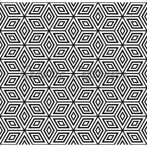 Pattern Geometry Seamless Geometric Patternvector Illustration Creative .
