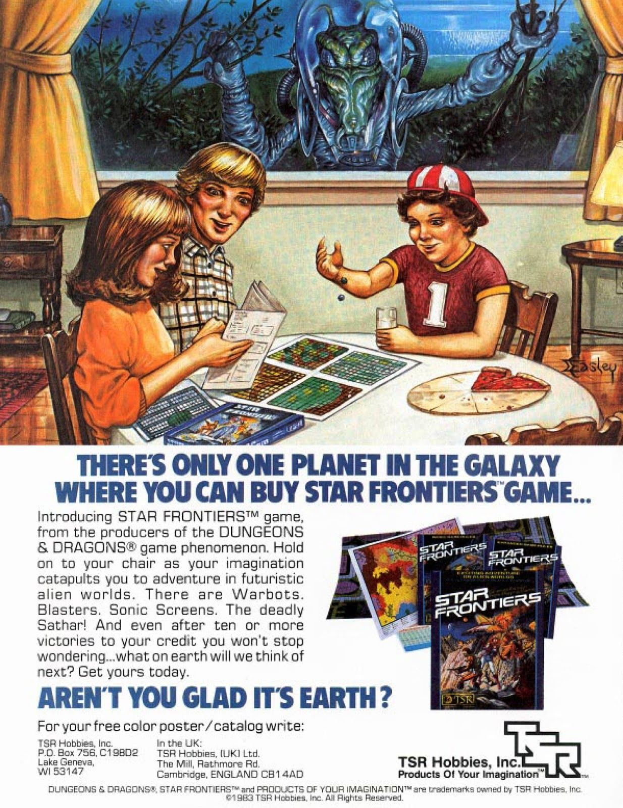 Image result for Star Frontiers Fantasy rpg, Pen, paper