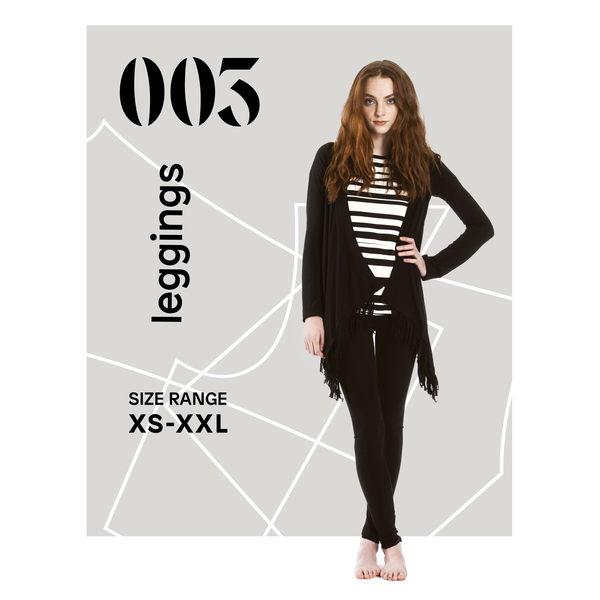 003 : leggings | Free pattern | Pinterest