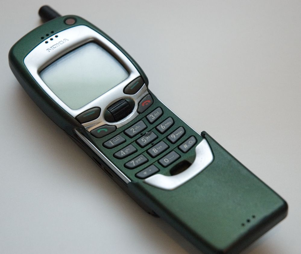 Nokia 7110 Open Cell Phone Antenna Phone Top Cell Phones