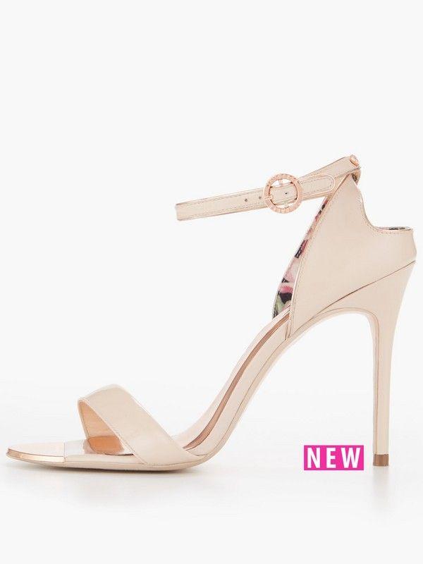 b9dbe56e0b6 Ted Baker Heeled Sandals Classic and elegant