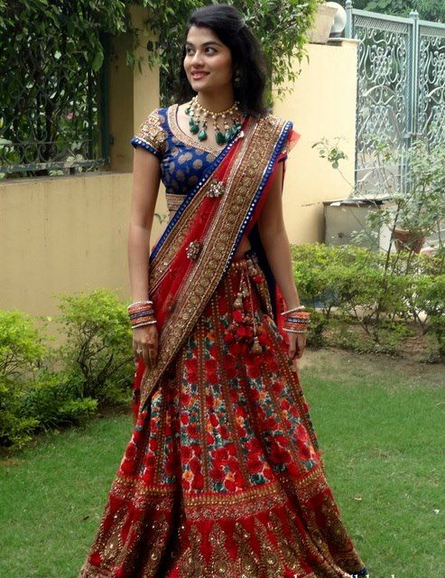 indian bridal wear 2013 party lehengas pinterest