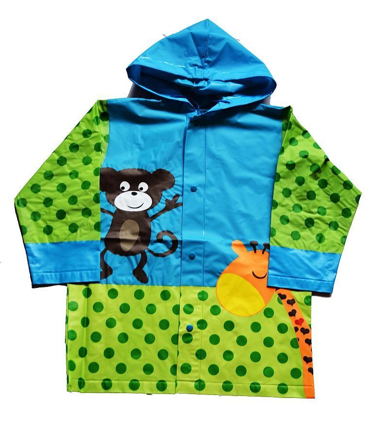 9914e54d8db4 Detský pršiplášť PIDILIDI Opica