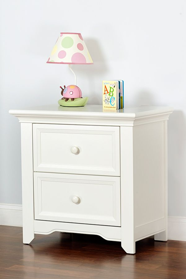 Baby Caché Harbor Nightstand In White Babycache Nursery Furniture Inspo Ideas
