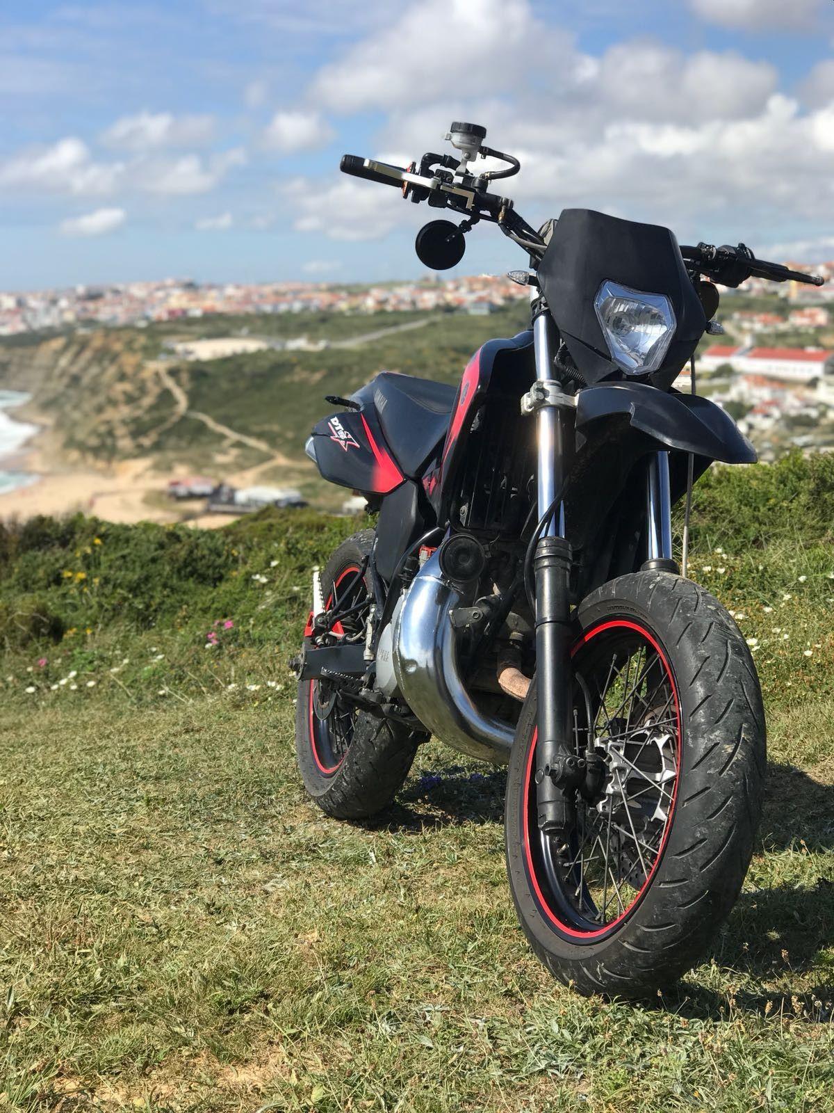 Yamaha Dtx125 Motos Bicicletas