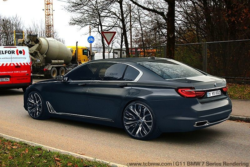 Rumor The Engines Of 2016 Bmw 7 Series Bmw 7 Series Bmw Bmw Cars