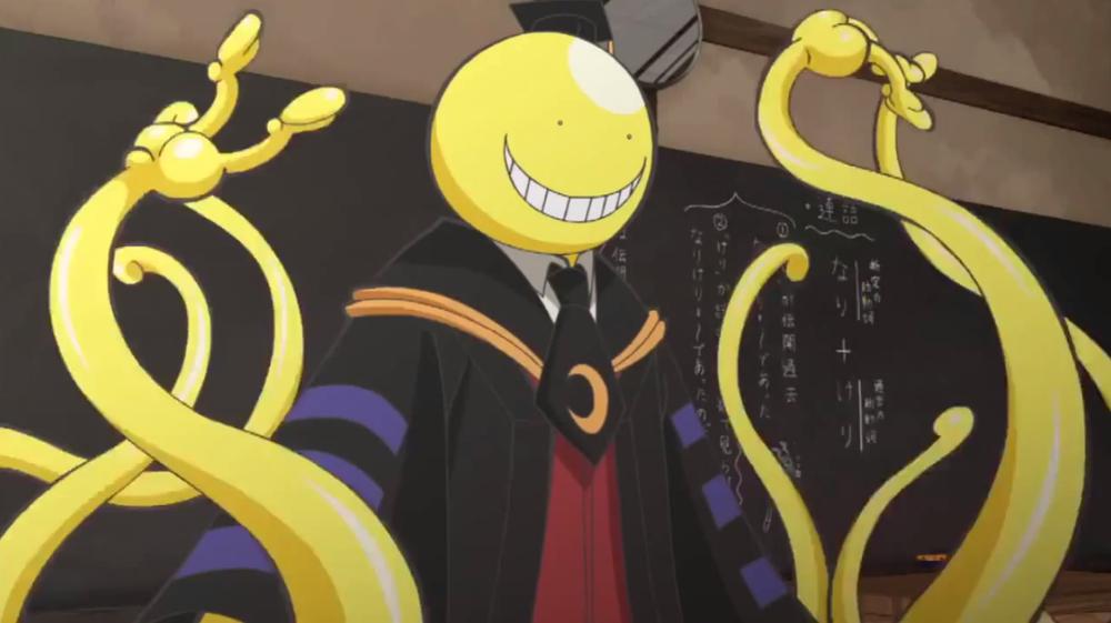 Korosensei Image Gallery Assassination Classroom Anime Assasination Classroom